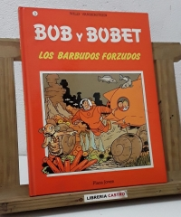 Bob y Bobet 3. Los barbudos forzudos - Willy Vandersteen