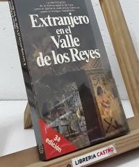 Extranjero en el Valle de los Reyes - Ahmed Osman