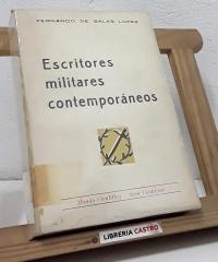 Escritores militares contemporáneos - Fernando de Salas López
