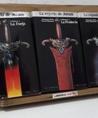La Espada de Joram. I La Forja. II La Profecía. III El Triunfo (III Tomos) - Margaret Weis y Tracy Hickmam