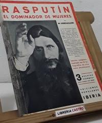 Rasputín. El dominador de mujeres - M. Verdaguer