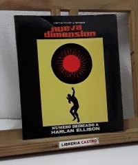 Nueva Dimensión nº29. Número dedicado a Harlan Ellison - Harlan Ellison