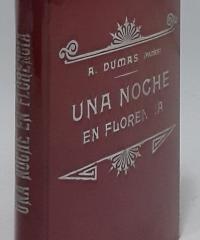 Una noche en Florencia - Alejandro Dumas (Padre)