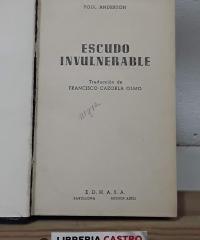 Escudo invulnerable - Poul Anderson