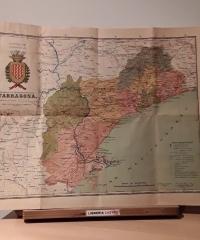Mapa de Tarragona - Benito Chias