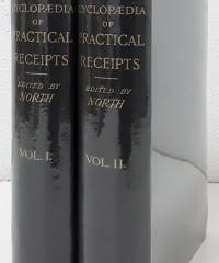 Cooley´s cyclopaedia of Practical Receipts (II tomos) - W. North
