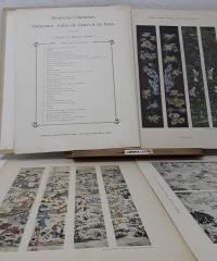 Broderies Chinoises. Indiennes, Perse, Japon, Mexique. Toiles de Gênes et de Jouy - Armand Guerinet Editeur