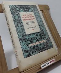 Las calles de Barcelona desaparecidas (edición numerada y en papel de hilo) - Antonio Vallescá