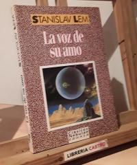 La voz de su amo - Stanislav Lem