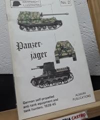 Panzer Jäger Nº2 - Peter Chamberlain y Chris Ellis