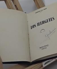 Los ilergetes (edición numerada) - Rodrigo Pita Mercé