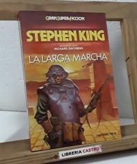 La larga marcha - Richard Bachman, pseudónimo de Stephen King