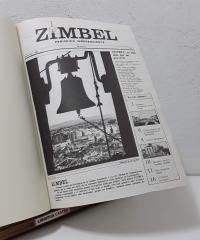 Zimbel. Periódico Independiente. (Completo, del 0 al 21) - Varios