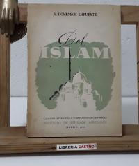 Del Islam - A. Domenech Lafuente