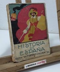 Nociones de Historia de España. Grado Primero - Saturnino Calleja