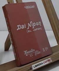 Dai Nipon (El Japón) - Antonio García Llansó