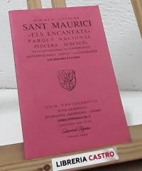 Guía Cartográfica. Pirineo Catalán. Sant Maurici - Varios