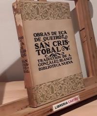Obras de Eça de Queiroz. San Cristobal - Eça de Queiroz
