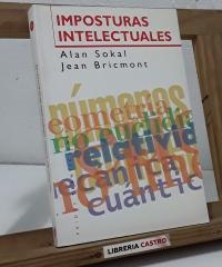 Imposturas intelectuales - Alan Sokal y Jean Bricmont