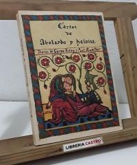 Cartas de Abelardo y Heloisa. Historia Calamitatvm - Anónimo
