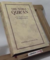 The Noble Qur'an - Abdalhaqq. Aisha Bewley