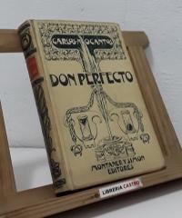 Don perfecto - Carlos María Ocantos