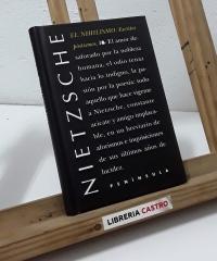 El nihilismo. Escritos póstumos - Nietzsche