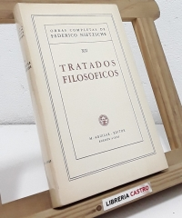 Tratados filosóficos - Friedrich Nietzsche