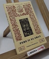 Pere II El Gran - Ferran Soldevila