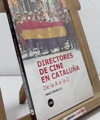 Directores de cine en Cataluña - Magí Crusells