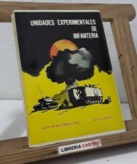 Unidades experimentales de infantería - Julian Martinez Simancas García y Ángel de Linos Díez