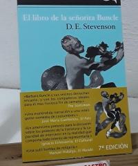 El libro de la señorita Buncle - D. E. Stevenson