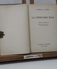 La literatura rusa - Charles Corbet
