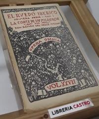 El Ruedo Iberico. Primera serie. Tomo I. La corte de los milagros - Ramón del Valle Inclán