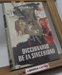 Diccionario de la sinceridad - Pitigrilli