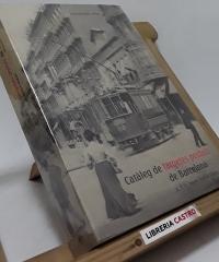 Catàleg de targetes postals de Barcelona - Ángel Toldrá Viazo
