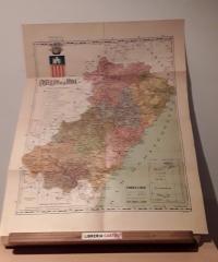 Mapa de Castellón de la Plana - Benito Chias