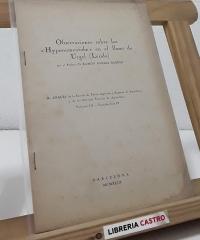 Observaciones sobre los Hyponomeutidae en el llano de Urgel (Lérida) - Ramón Bardia Bardia