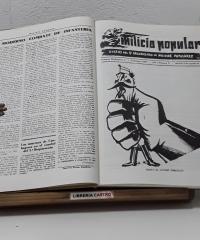 Milicia Popular. Diario del 5º Regimiento de Milicias Populares - Varios