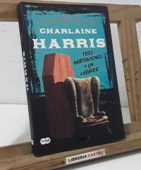Tres habitaciones y un cadáver - Charlaine Harris