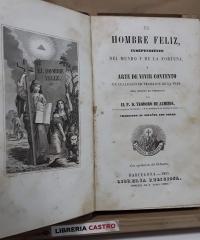 El hombre feliz, independiente del mundo y de la fortuna - Teodoro de Almeida
