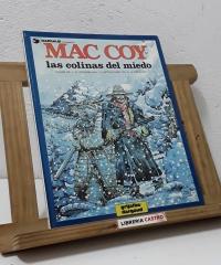 Mac Coy. Las colinas del miedo (Tomo XIII) - J. P. Gourmelen