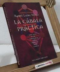 La cábala práctica - Rabbí Laibl Wolf