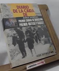 Diario de la caída de Cataluña - Josep Pernau