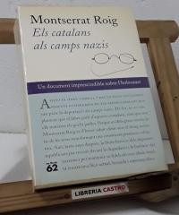 Els catalans als camps nazis - Montserrat Roig