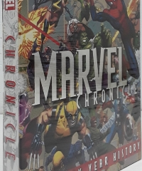 Marvel Chronicle. A year by year history - Varios