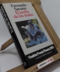 El jardín de las dudas - Fernando Savater
