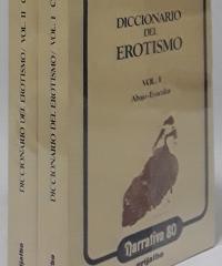 Diccionario del erotismo. (II Tomos) - Camilo José Cela