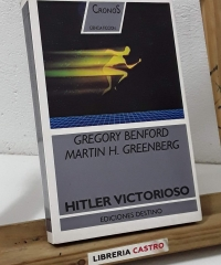 Hitler victorioso - Gregory Benford y Martin H. Greenberg