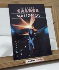 Malignos - Richard Calder